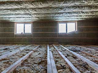 Attic Insulation Services | Attic Cleaning Fremont, CA